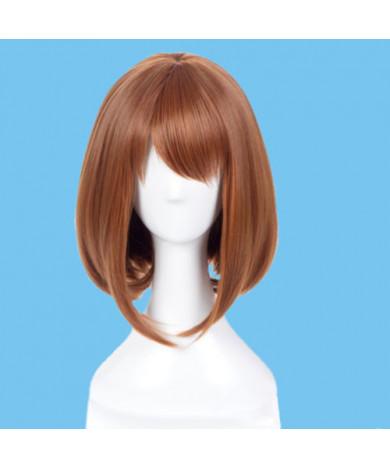 My Hero Academia Boku No Hero Academia Ochako Uraraka Cosplay Wig