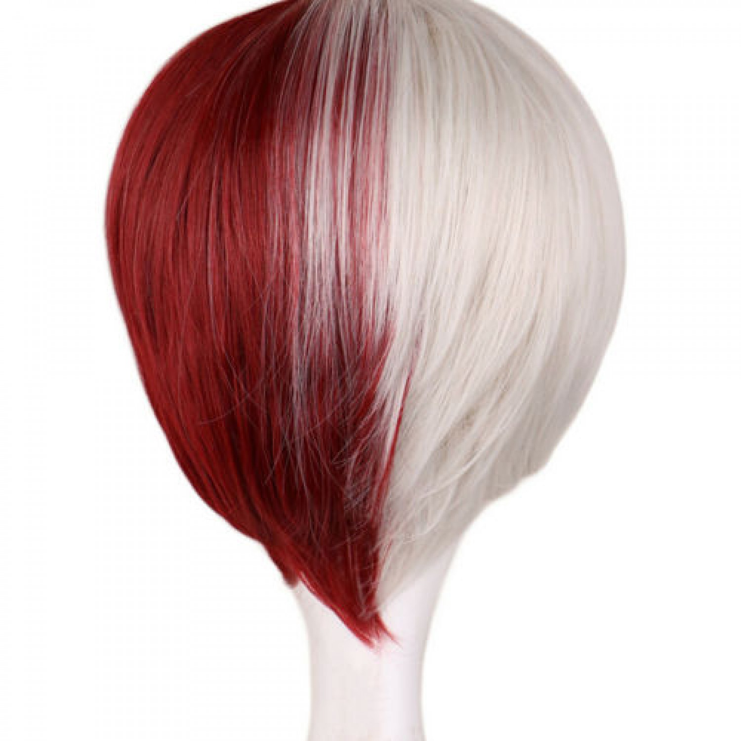 My Hero Academia Todoroki Shouto Cosplay Hair Wig