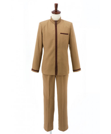 Fate stay night Ho Kunihara school uniform Cosplay Costume