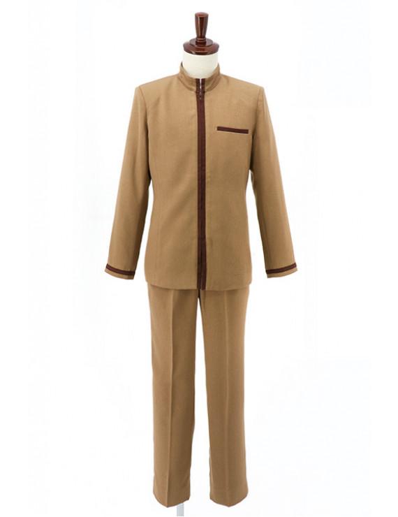 Fate stay night Ho Kunihara school uniform Cosplay Costume