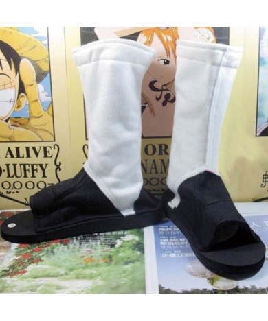 Naruto Akatsuki Nanja Shoes Costume Party Boots