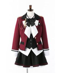 Diabolik Lovers Lost Eden College Komori Yui Girl's Uniform