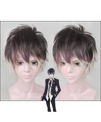 Diabolik Lovers More Blood Mukami Ruki Cosplay Wig