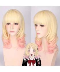 Diabolik Lovers Komori Yui Cosplay Wig