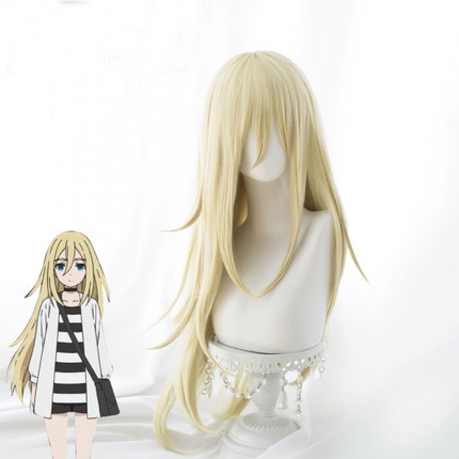 Angels of Death Rachel Gardner Ray Cosplay Wig