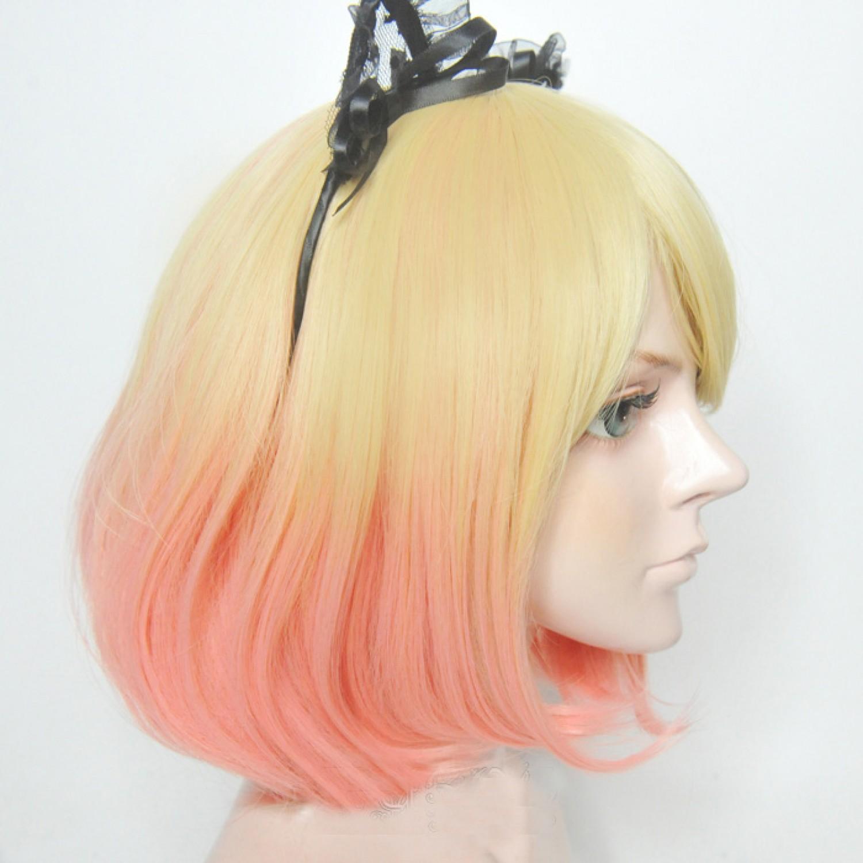 Angels Of Death Catherine Ward Cosplay Wig