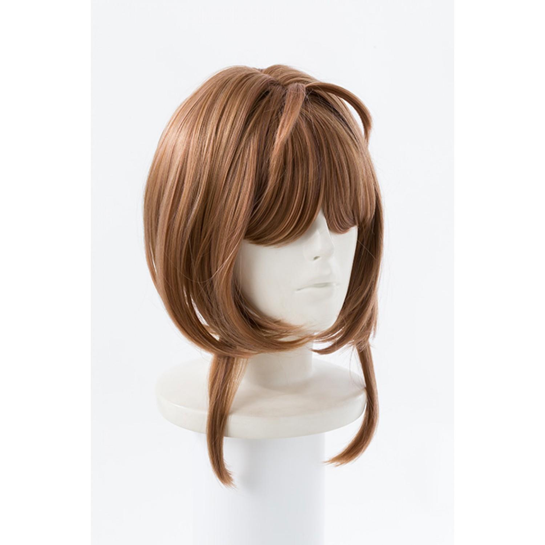 Clear Card Sakura Kinomoto sakura Cosplay Wig
