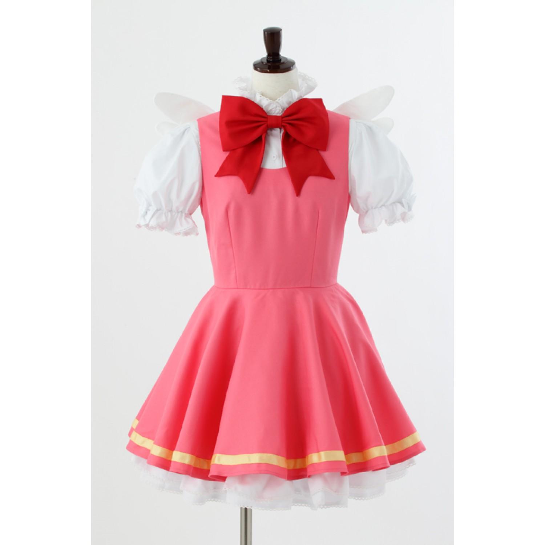 Clear Card Sakura Kinomoto Sakura Cosplay Costume
