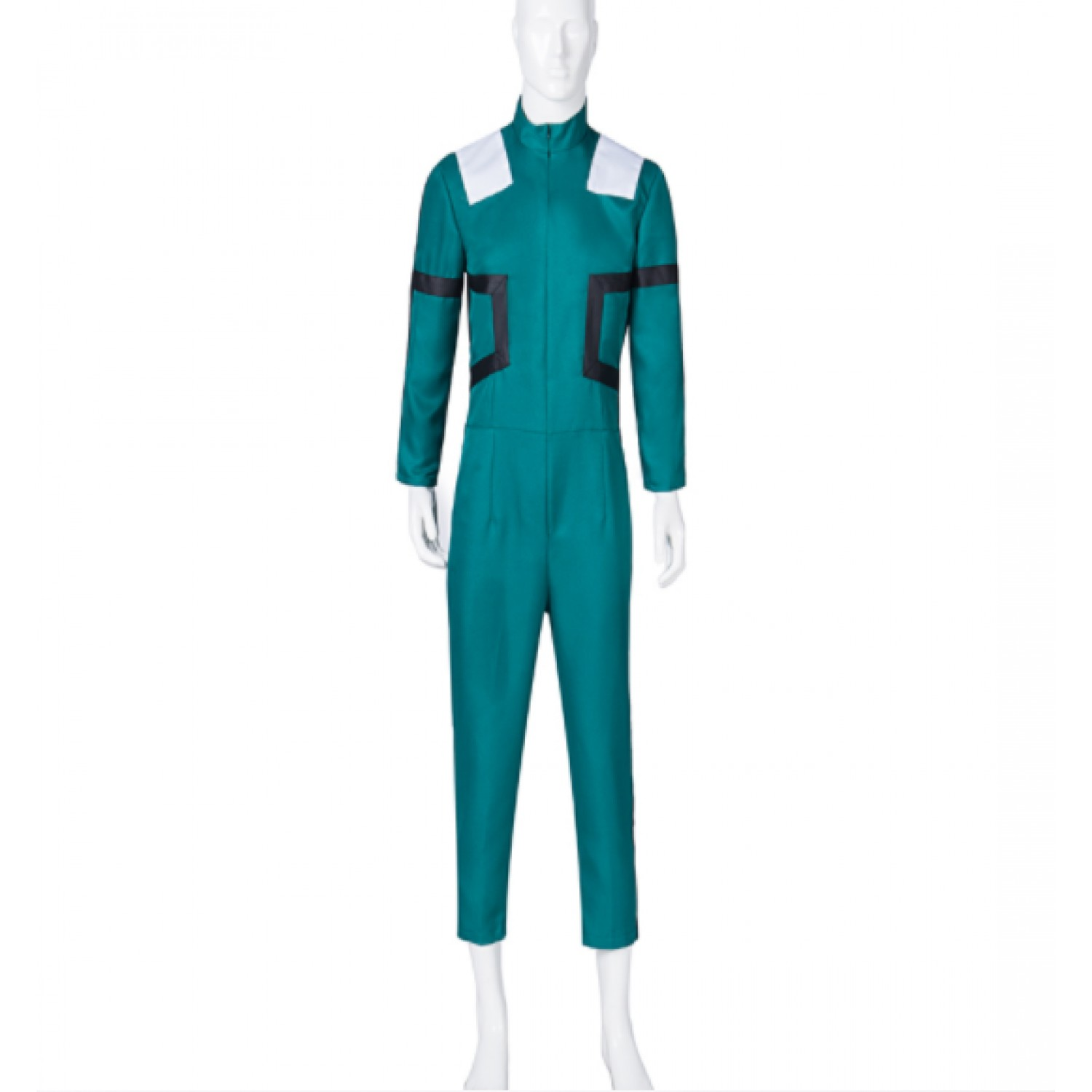My Hero Academia Izuku Midoriya Deku Battle Cosplay Costume