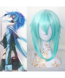 Sword Art Online Asada Shino Cosplay wigs