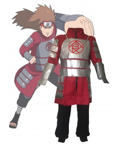 Naruto akimichi choji Akimichi Cosplay Costume Full Suit