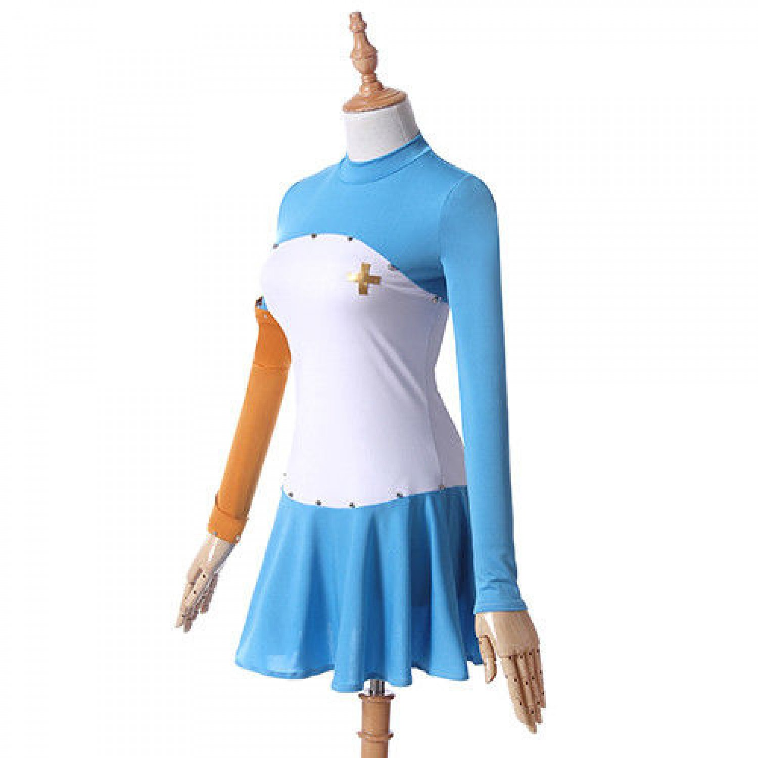 The Seven Deadly Sins Elizabeth Liones Cover Cosplay Costumes