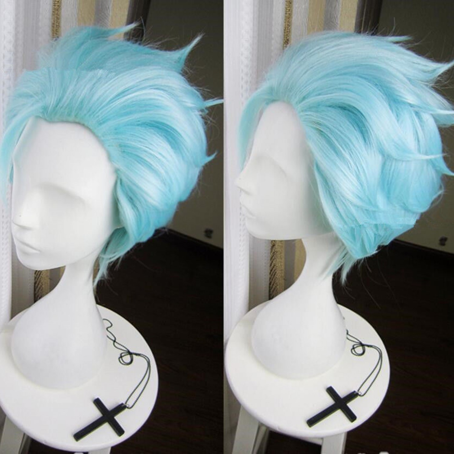 The Seven Deadly Sins Fox's Sin of Greed Ban Cosplay Wig