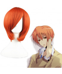 Angel Beats! Otonashi Yuzuru Short Cosplay Wig