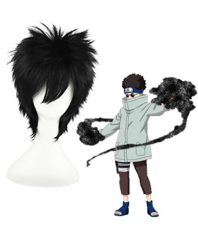 Naruto Aburame Shino Japan Anime Cosplay Wig