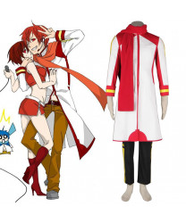 Vocaloid Akaito Cosplay Costumes