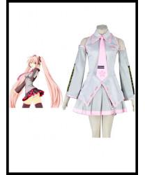 Vocaloid Sakura Hatsune Miku 2ND Cosplay Costumes