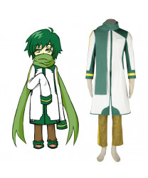 Vocaloid Nigaito Japan Anime Cosplay Costumes
