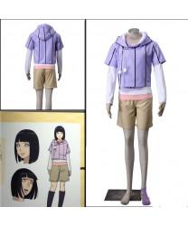 Boruto Naruto Hyuuga Hinata 6TH Cosplay Costume