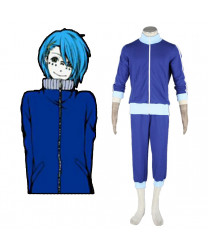 Vocaloid Kaito 4TH Russian Doll Cosplay Costumes