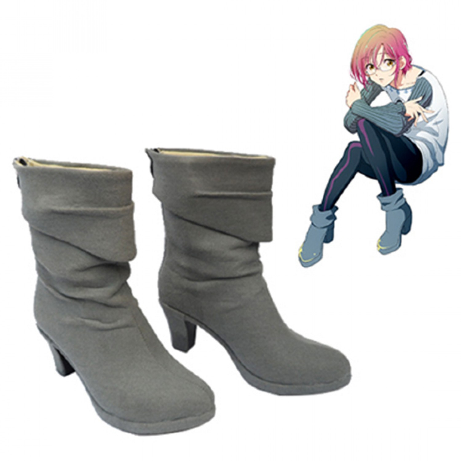 The Seven Deadly Sins Goat's Sin of Lust Gowther Cosplay Shoes