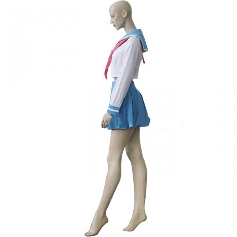 Bleach Yadoumaru Lisa Sailor Suit Cosplay Outfits
