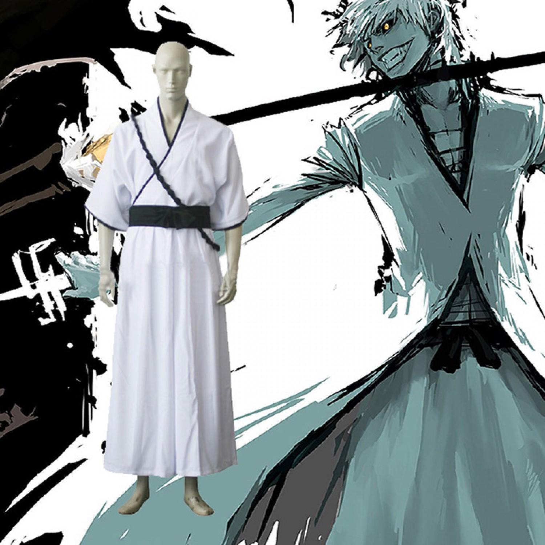 Bleach Kurosaki Ichigo Non-Bankai Hollow Form Cosplay Costumes