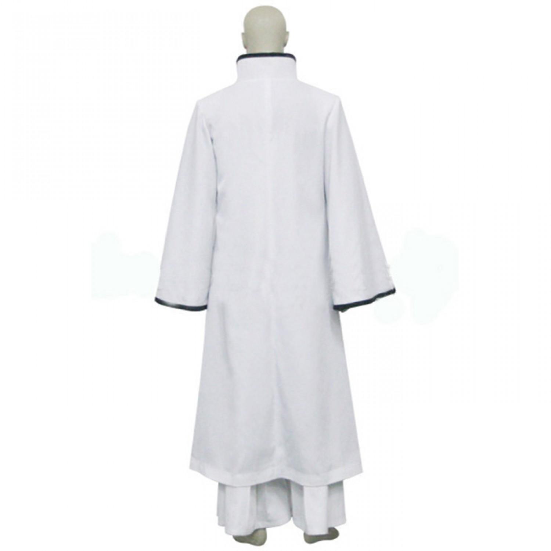 Bleach Ichimaru Gin Arrancar Men's Cosplay Outfits