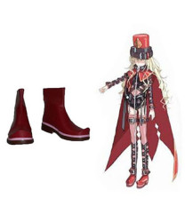 A Certain Magical Index Sasha Kruezhev Cosplay Boots Cosplay Shoes