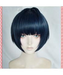 Persona 5 Tae Takemi Short Cosplay Wig