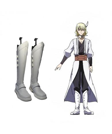 Akame ga Kill! Run Cosplay Boots Cosplay Shoes