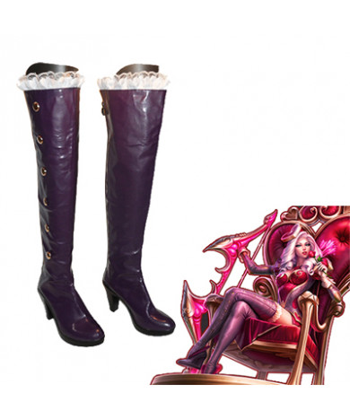 League of Legends Ashe c9 sneaky Cosplay Shoes