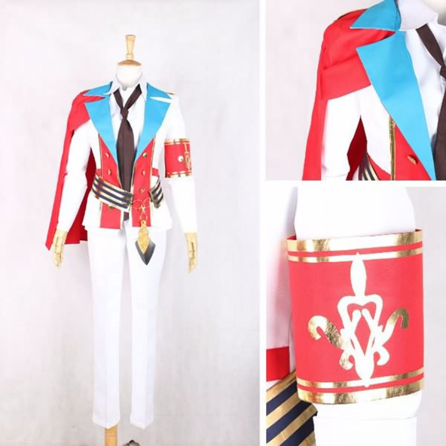 100 Sleeping Princes The Kingdom of Dreams Avi Moon Mode Cosplay Costume