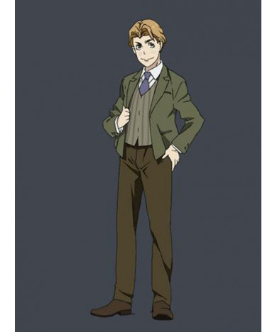 91 Days Frate Vanetti Cosplay Costumes