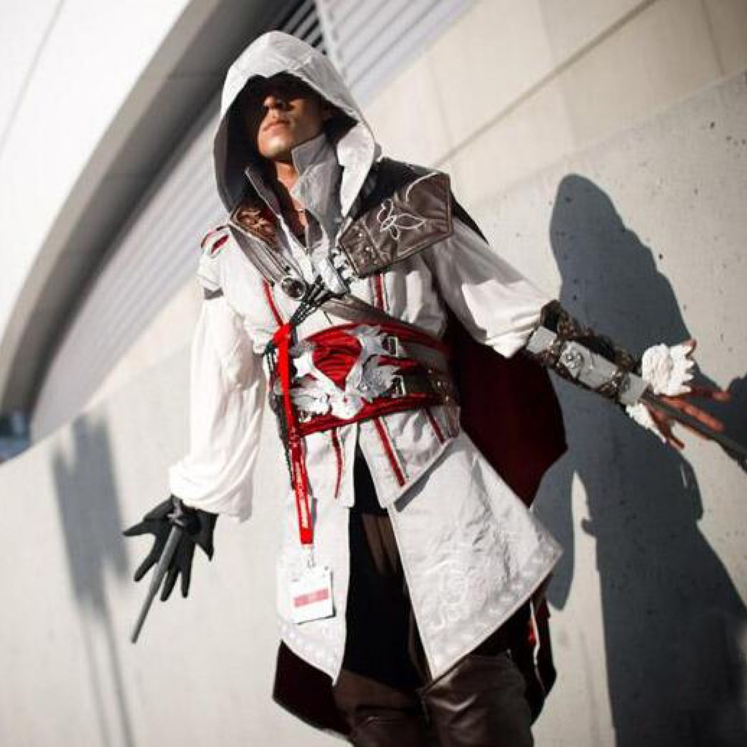 Assassin's Creed Ezio Auditore Da Firenze Cosplay Costumes