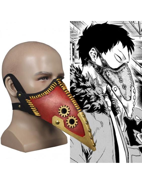 My Hero Academia Boku no Hero Academia Overhaul Kai Chisaki Cosplay Mask