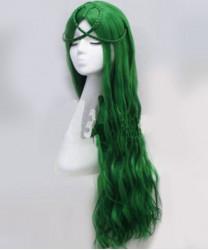 My Hero Academia Boku no Hero Akademia Ibara Shiozaki Green Cosplay Wig
