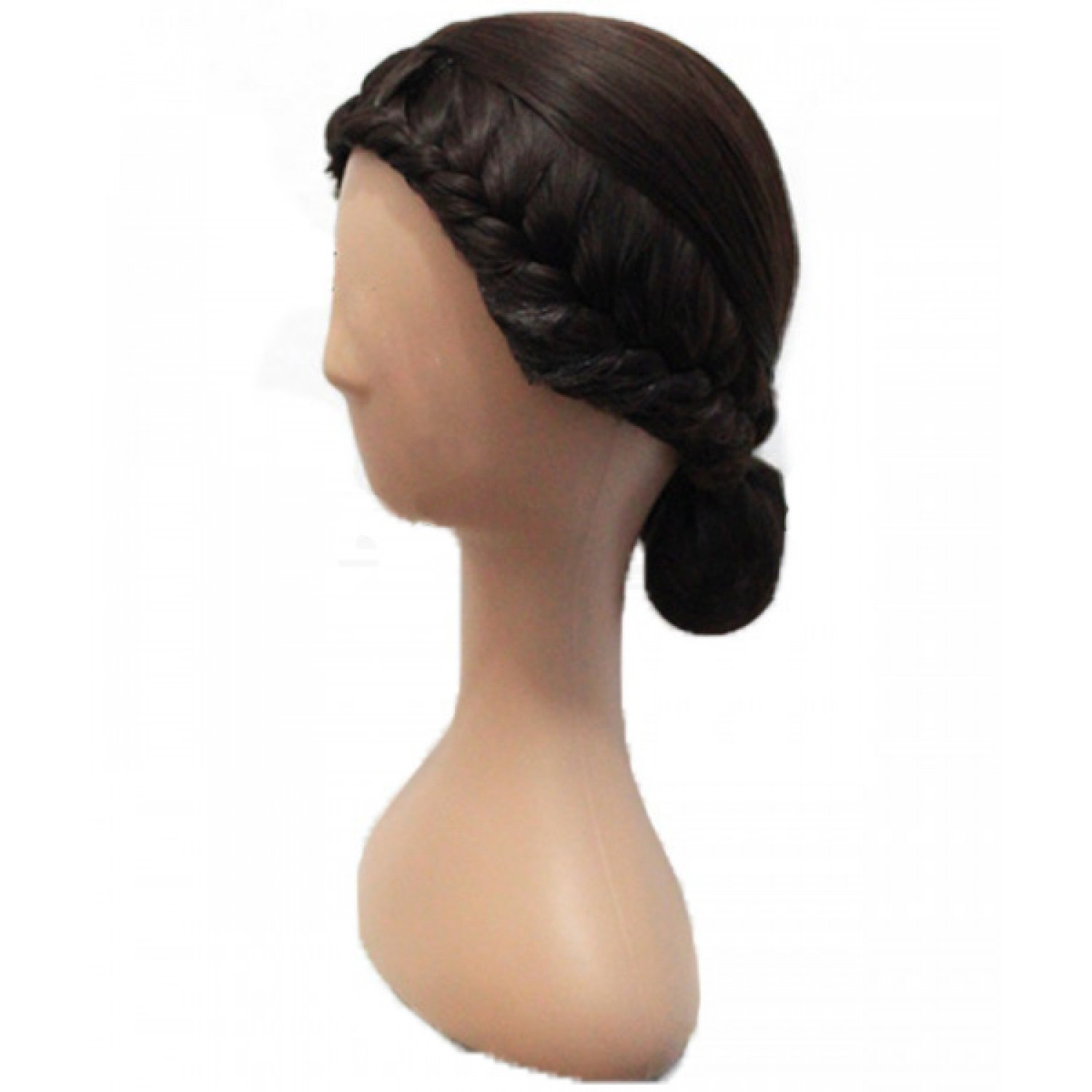 Assassin's Creed Evie Frye Cosplay Wig