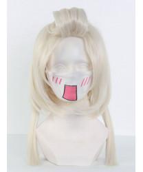 Zootopia Dawn Bellwether Sheep Vanilla Cream Cosplay Wig