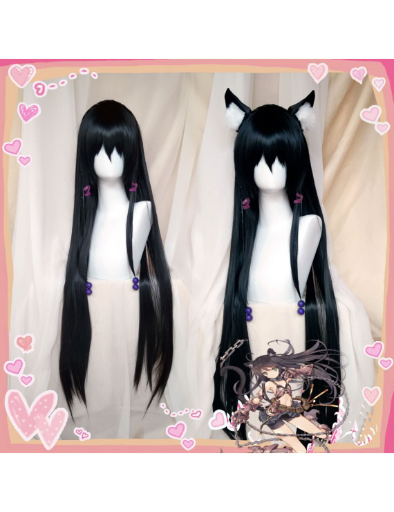 How NOT to Summon a Demon Lord Rem Galleu Cosplay Wig