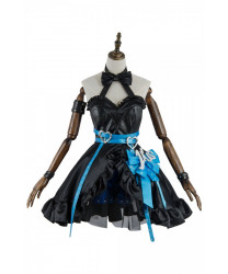 Lovelive Initial D School Idol Stage Eli Ayase Dress Cosplay Costume