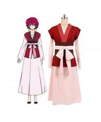 Akatsuki no Yona Yona Cosplay Costumes