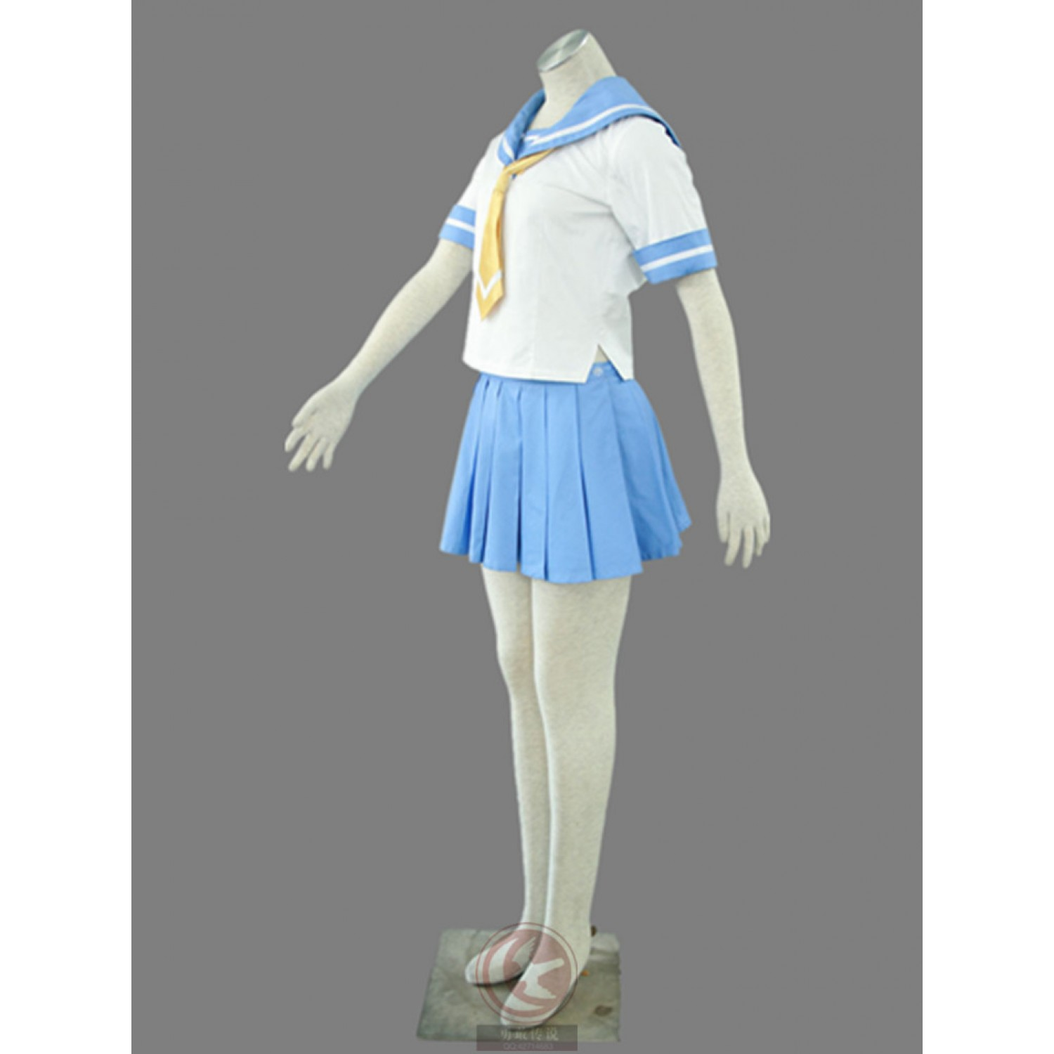 When They Cry Ryugu Rena Student Uniforms Cosplay Costumes