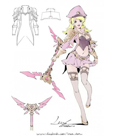 League of Legends LOL Lux Party Halloween Cosplay Costumes
