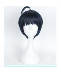 Act! Addict! Actors! A3! Winter Troupe Tsukioka Tsumugi Short Cosplay Wig