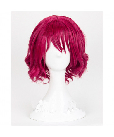 Akatsuki no Yona Princess Yona Red Short Cosplay Wig