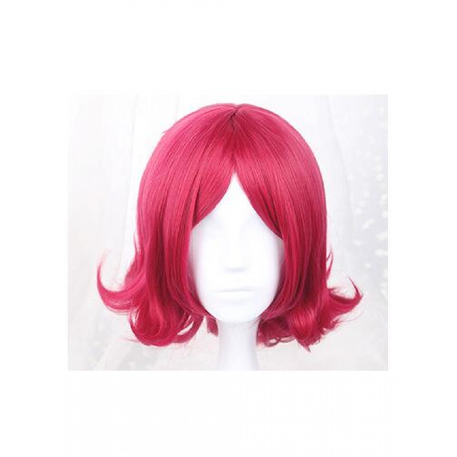 Arena of Valor 5v5 Arena Game Daji Pink Red Short Cosplay Wig