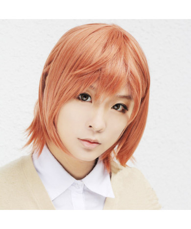 A Certain Magical Index Misaka Mikoto Cosplay Wig