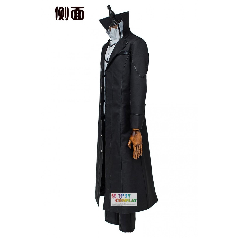 Persona 5 Joker Akira Kurusu Ren Amamiya Outfit Cosplay