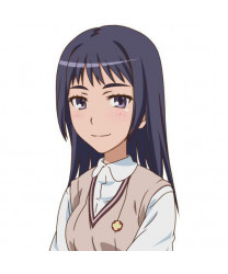 A Certain Scientific Railgun Awatsuki Maaya Cosplay Wig